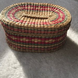 Other - Wicker basket